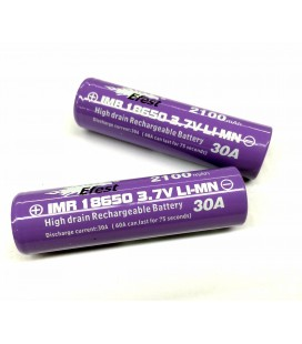 Accu Efest IMR 18650 Purple