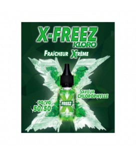 X Freez Kloro Roykin 10ml
