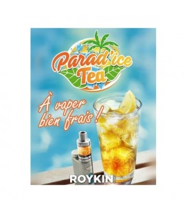 Parad'ice Tea- Pêche 10ml Roykin