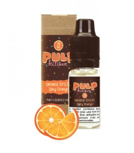 Orange Epicée - Pulp Kitchen 10ml