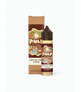 Christmass Cookie & Cream - Pulp Kitchen 50ml ZHC