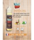Tropical Chill - Pulp Frost & Furious 50ml ZHC