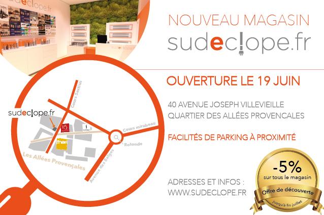 Nouveau magasin sur Aix-en-Provence