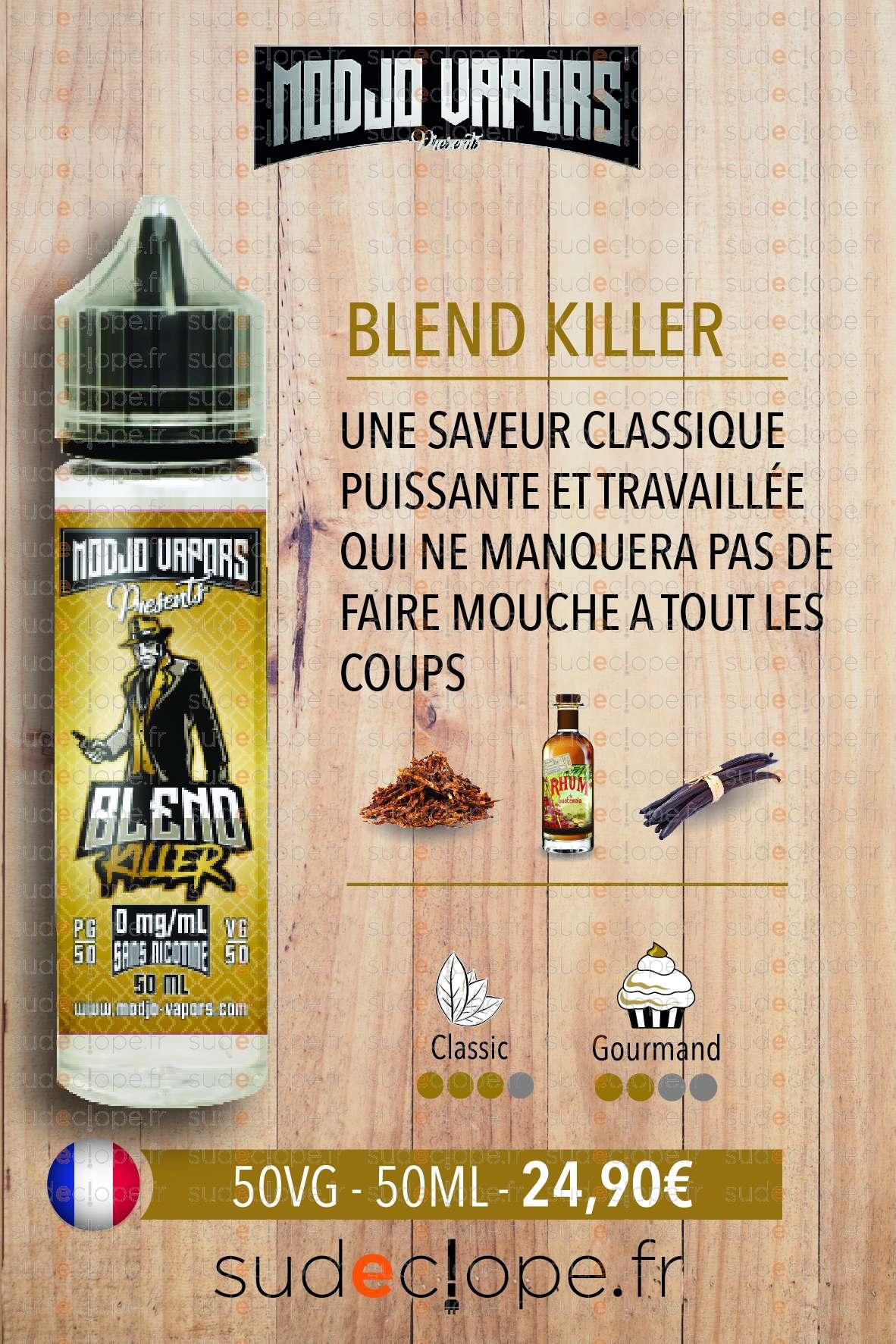 Modjo - Blend Killer ZHC 50ml