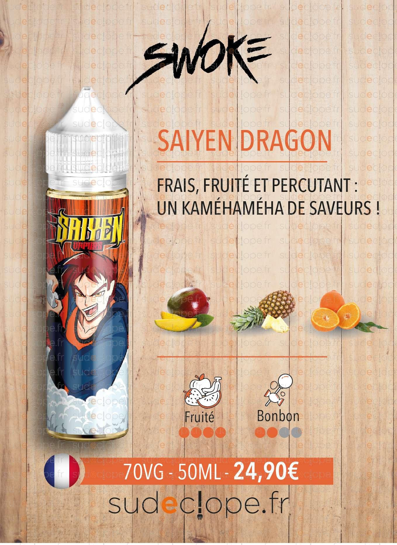 SAIYEN DRAGON