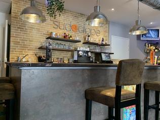Le bar de Sudeclope La Valette